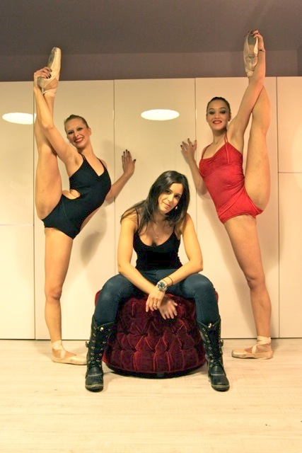 KRYSTEL ARBIA-MILAN POLE DANCE STUDIO