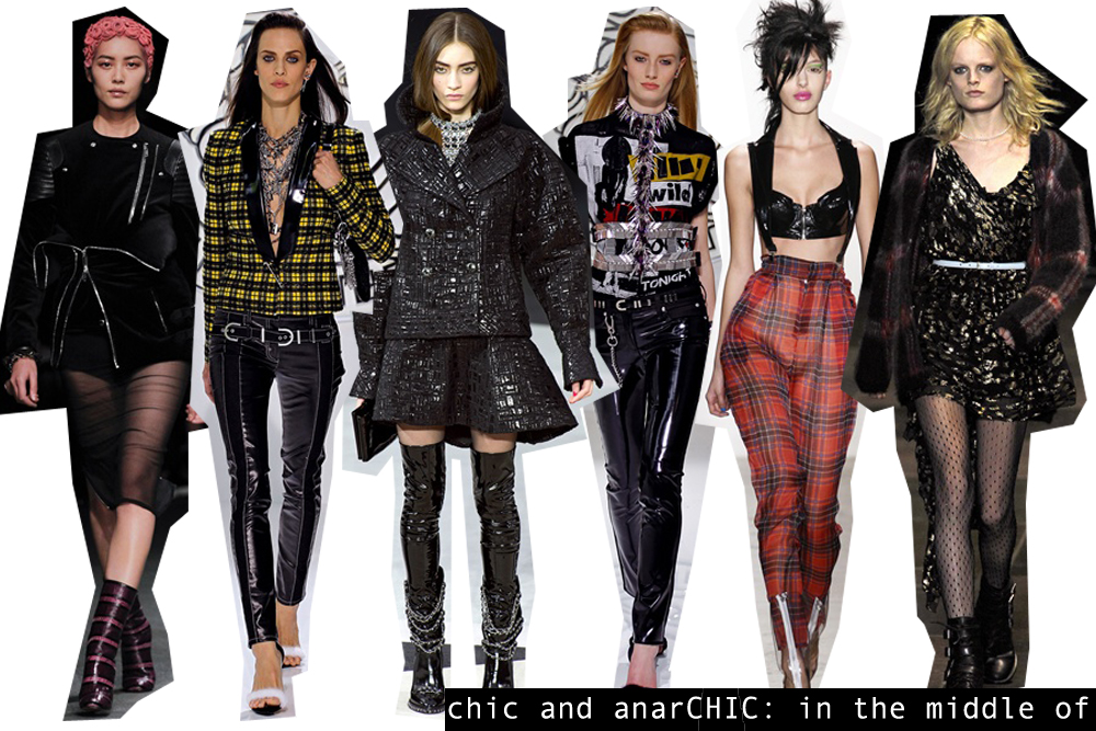 41_chic and anarchic-in the middle of_copertina
