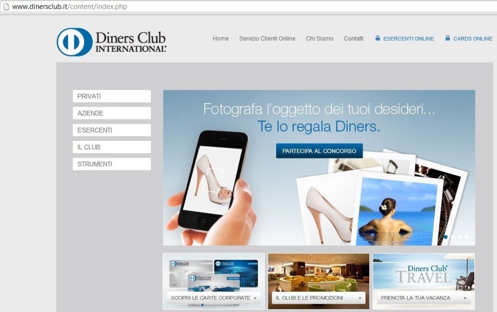 Diners Shopping club