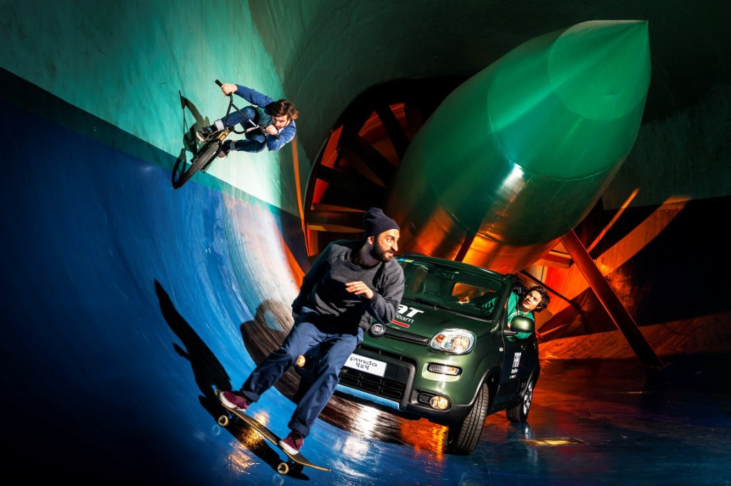 Fiat Freestyle Team - Action