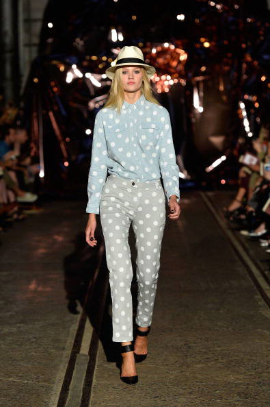 Vanishing Elephant - Runway - MBFWA S/S 2013/14
