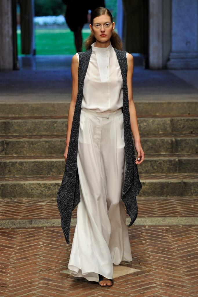 Spring/Summer 2014 Fashion Week in Milan