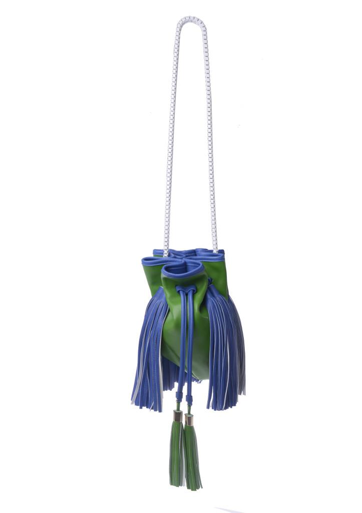 JASMINE blu & green