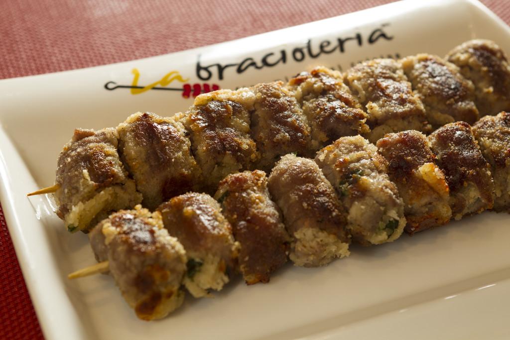 La Bracioleria - Le Braciole