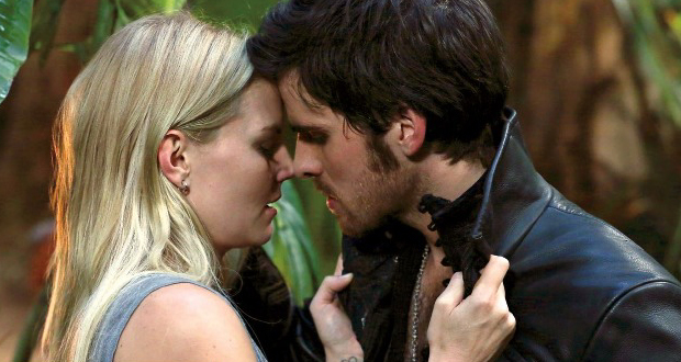 Hook and Emma from OUAT