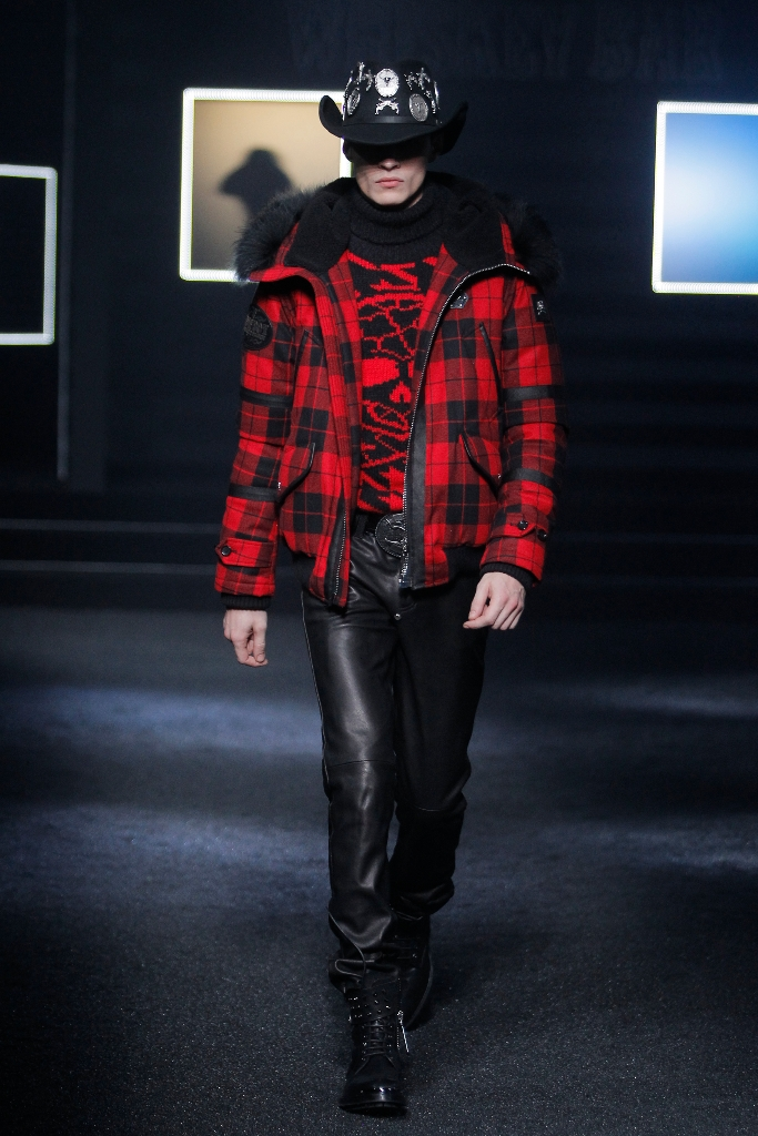 PHILIPP PLEIN men's FW1415 (11)