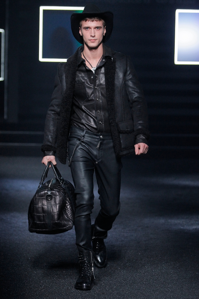 PHILIPP PLEIN men's FW1415 (8)