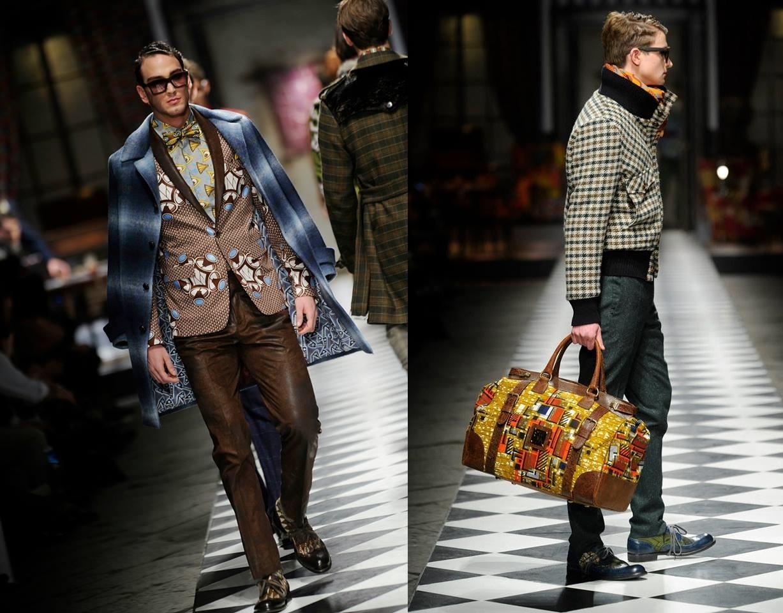 Stella Jean moda uomo autunno-inverno 2014-2015
