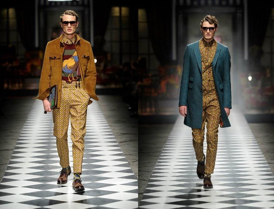 Stella Jean collezione moda uomo autunno-inverno 2014-2015