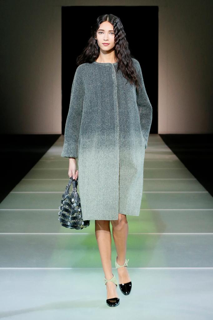 Giorgio Armani Womenswear FW1415 #3