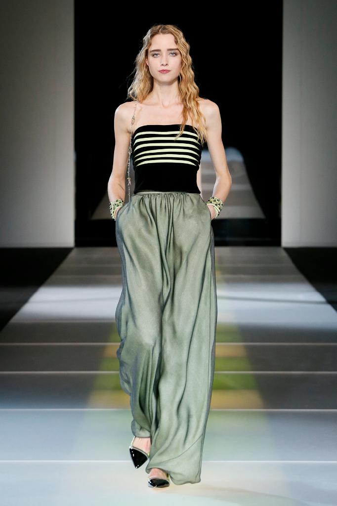 Giorgio Armani Womenswear FW1415 #5