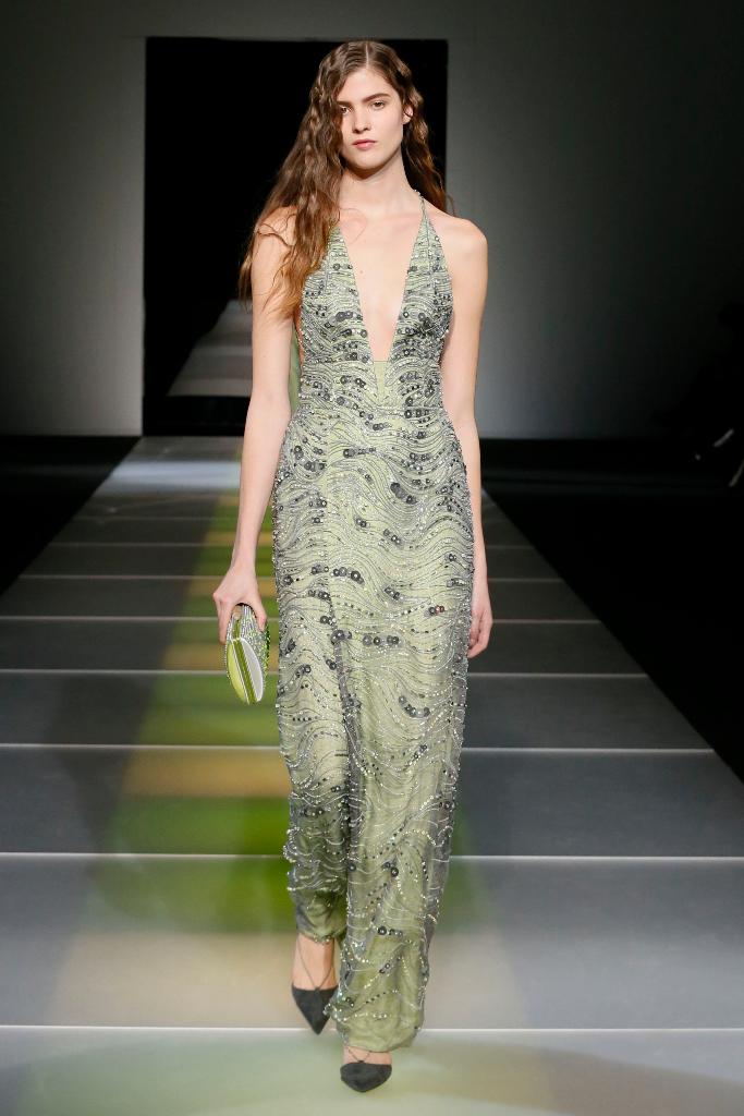 Giorgio Armani Womenswear FW1415 #6