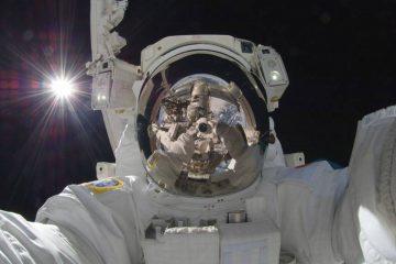 Selfie Spazio