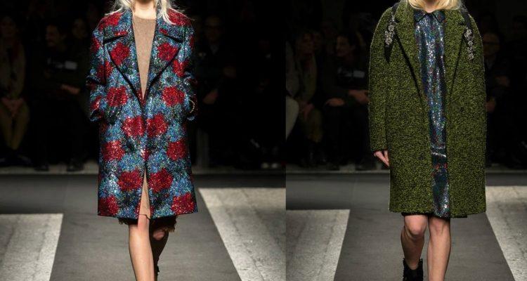 N21 sfilata Milano Fashion Week 2014