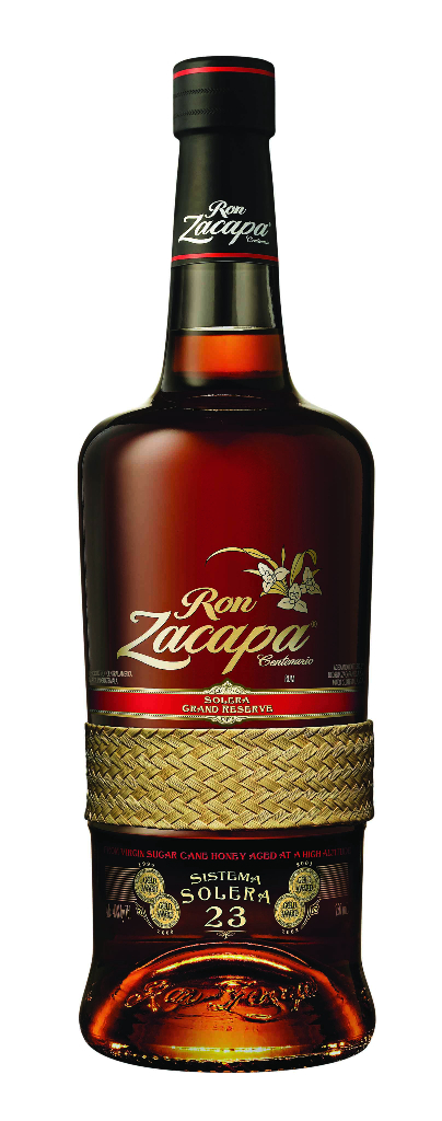bottiglia ZACAPA 23