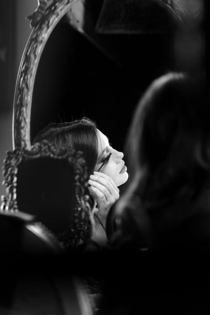 Revlon Commercial filming with Jessica Biel