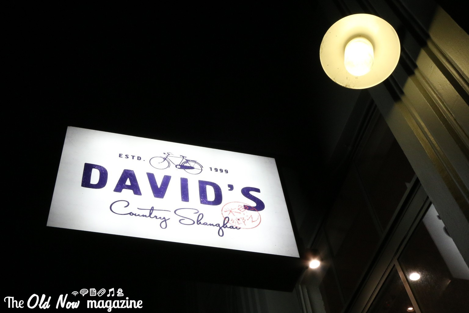 DAVID'S Country Shangai THEOLDNOW (3)
