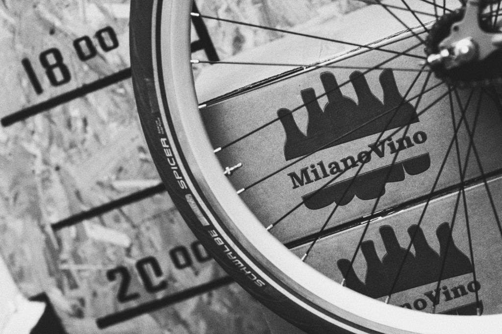 consegne in bici per Milano