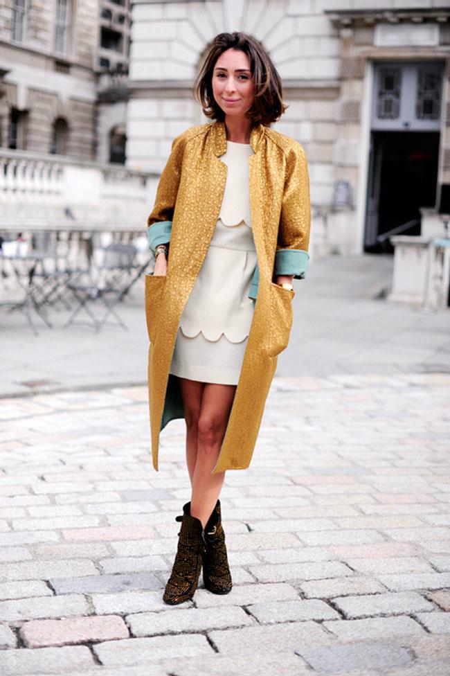 London Street Style Fashion.