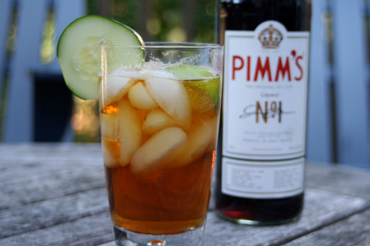 Ricetta Cocktail Pimm's