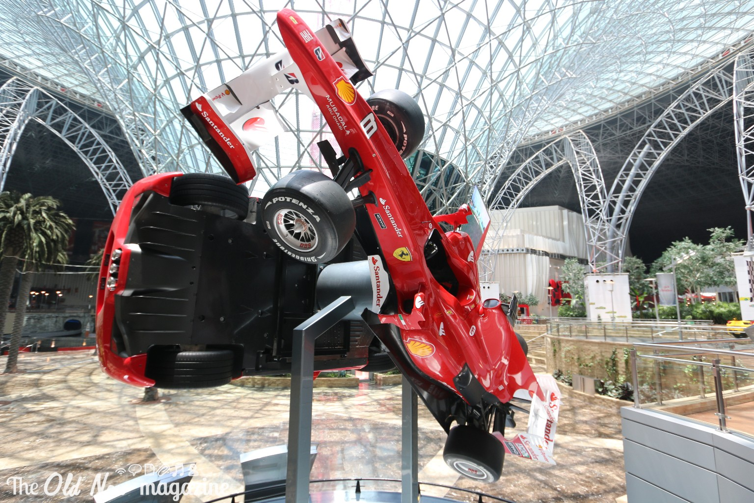 Abu Dhabi Ferrari World THEOLDNOW (14)