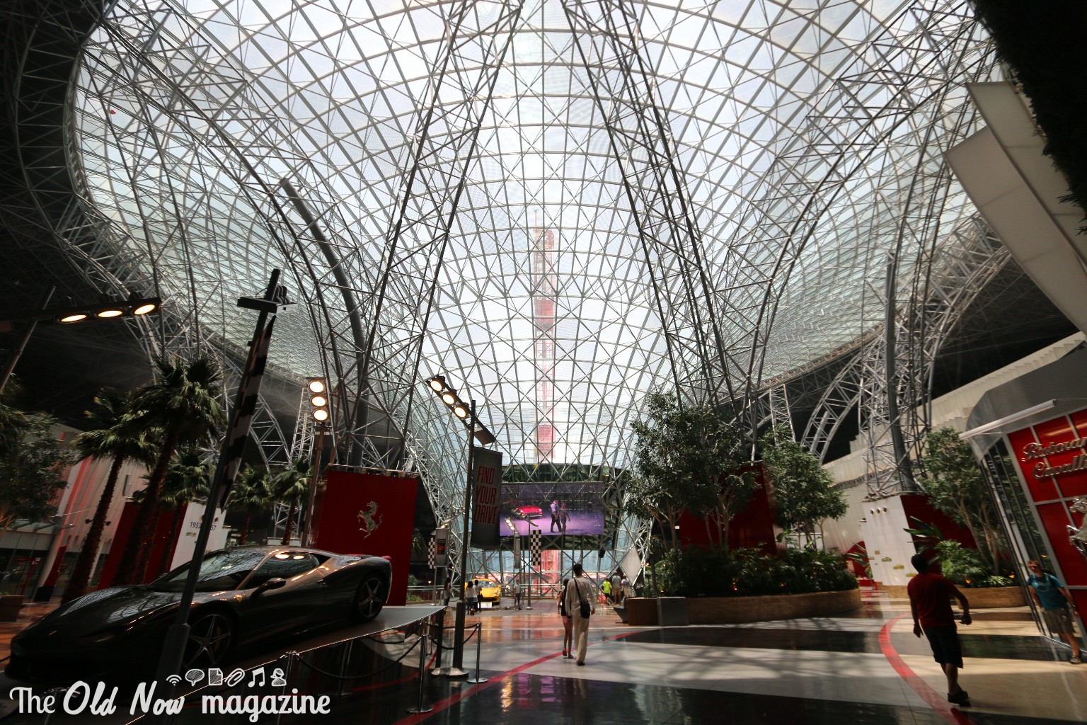 Abu Dhabi Ferrari World THEOLDNOW (6)