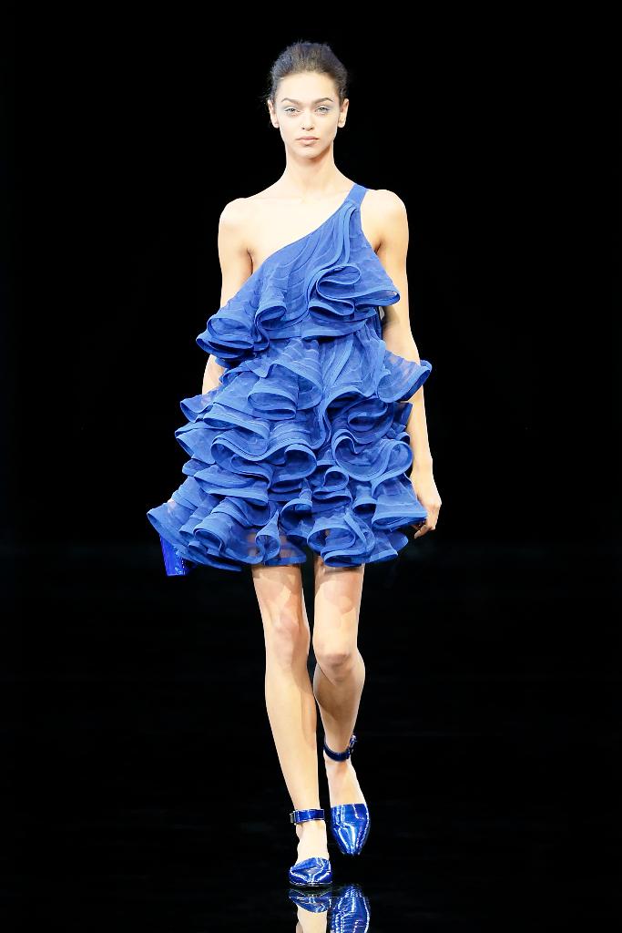 Emporio Armani Womenswear SS15 #04