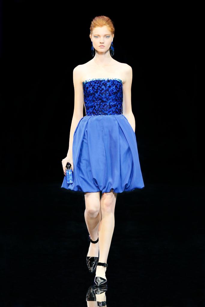 Emporio Armani Womenswear SS15 #05