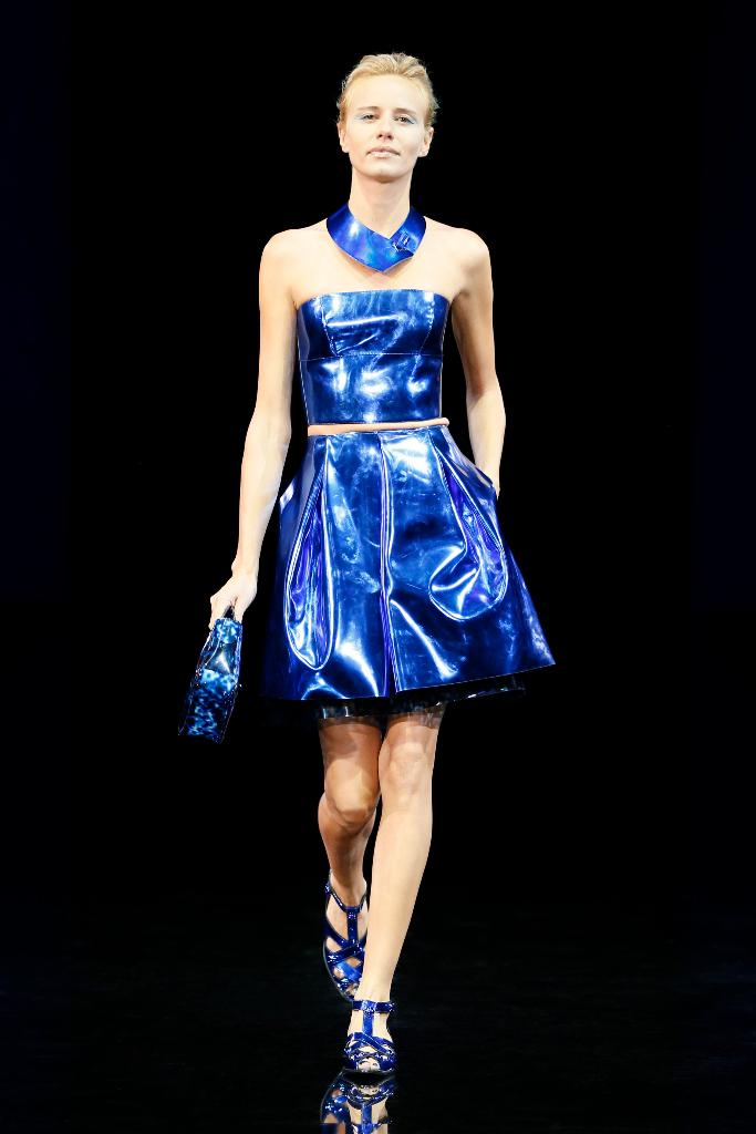 Emporio Armani Womenswear SS15 #06