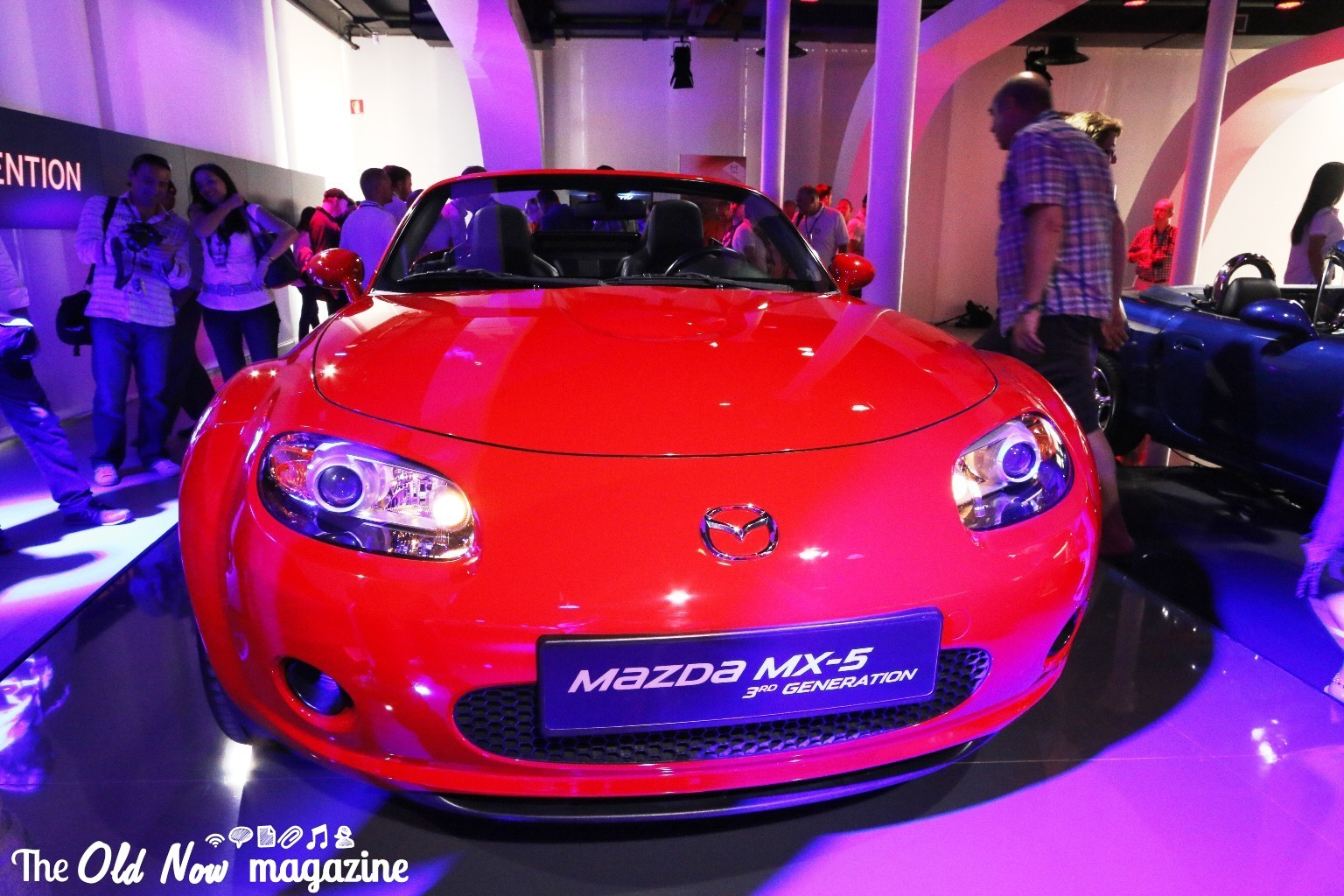 MX-5 Fan Event  MAZDA Barcellona THEOLDNOW (41)