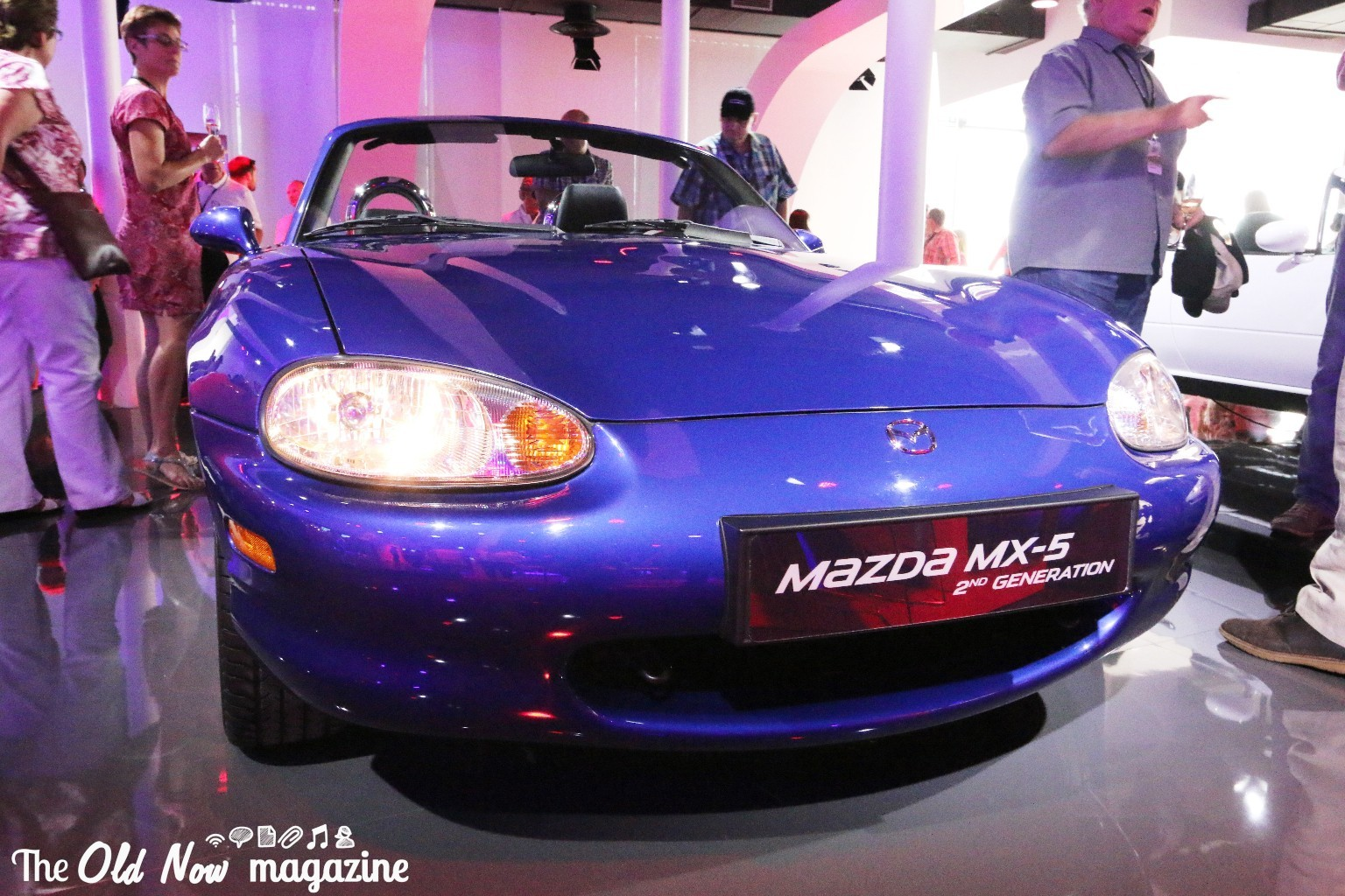 MX-5 Fan Event  MAZDA Barcellona THEOLDNOW (42)