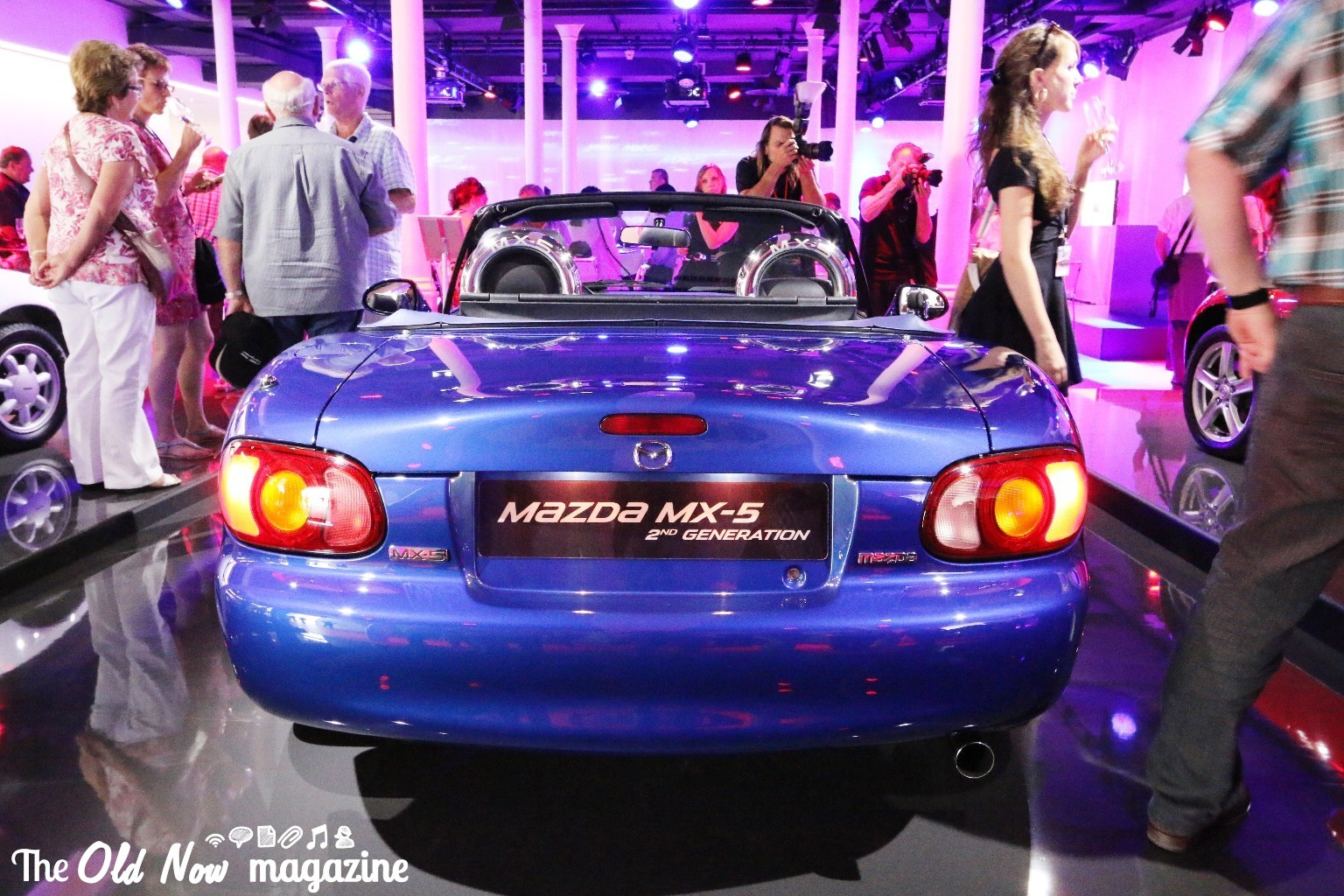 MX-5 Fan Event  MAZDA Barcellona THEOLDNOW (46)