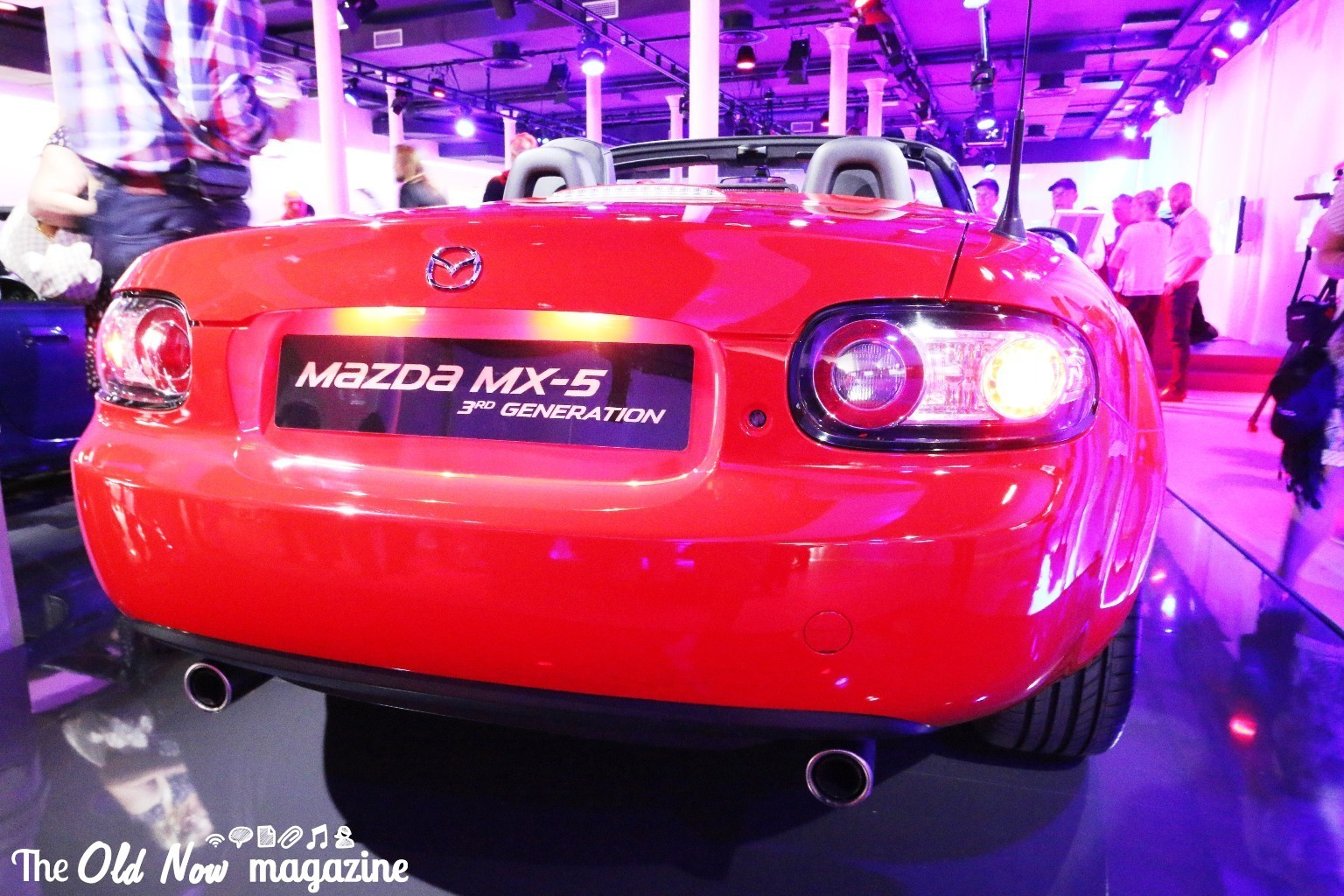 MX-5 Fan Event  MAZDA Barcellona THEOLDNOW (48)
