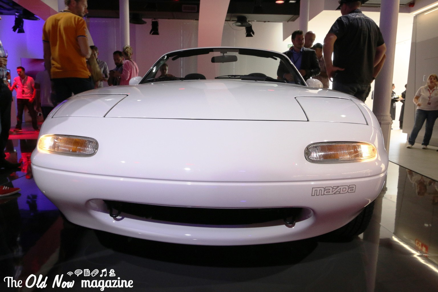 MX-5 Fan Event  MAZDA Barcellona THEOLDNOW (70)