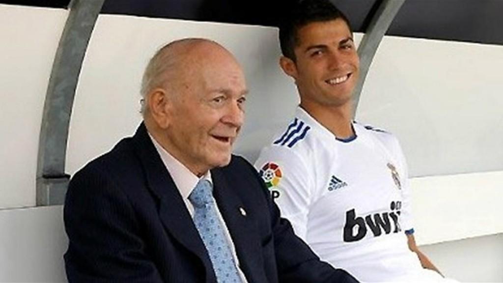 Ronaldo e Di Stefano