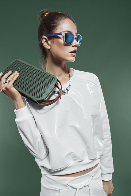BeoPlay A2 green lifestyle