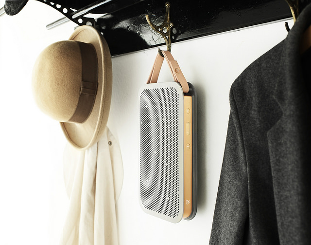 BeoPlay A2 white ambientata