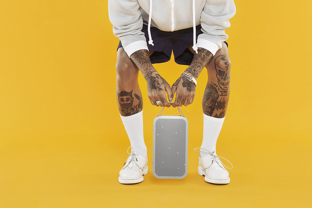 BeoPlay A2 white lifestyle