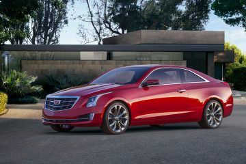 Cadillac ATS Coupè