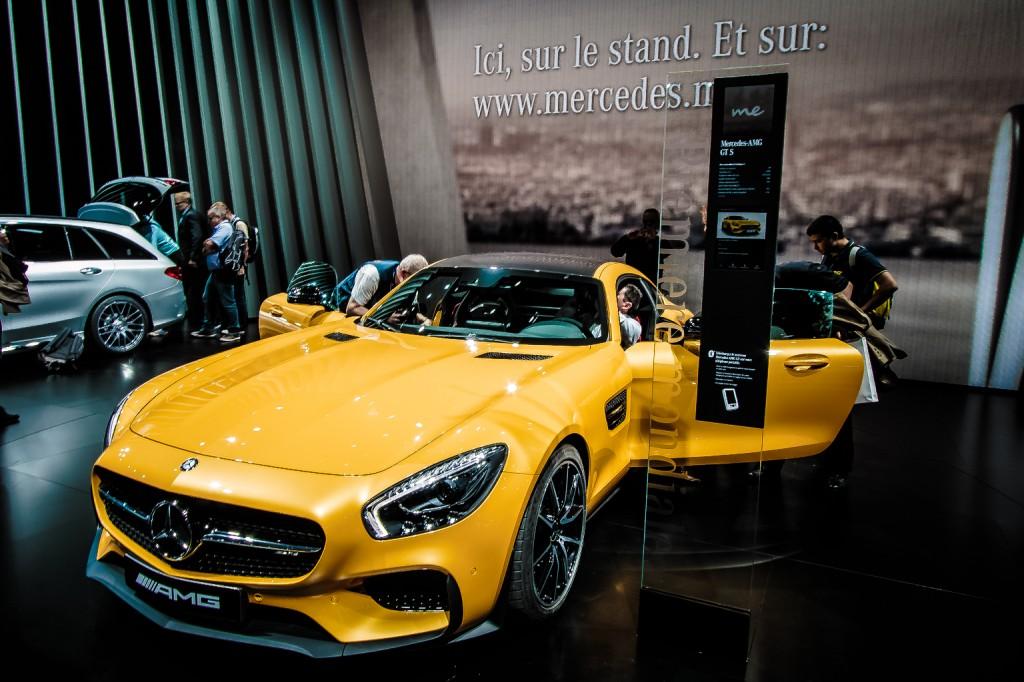 La nuova Mercedes-AMG GT