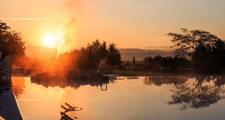 Adler thermae un weekend a bagno vignoni