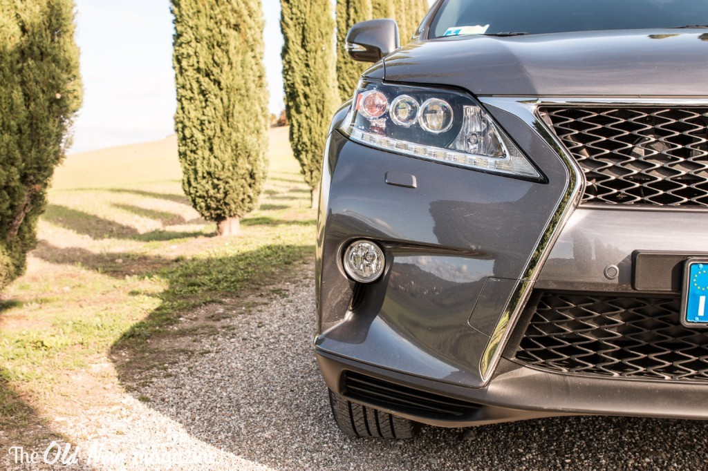Lexus RX450h (4)