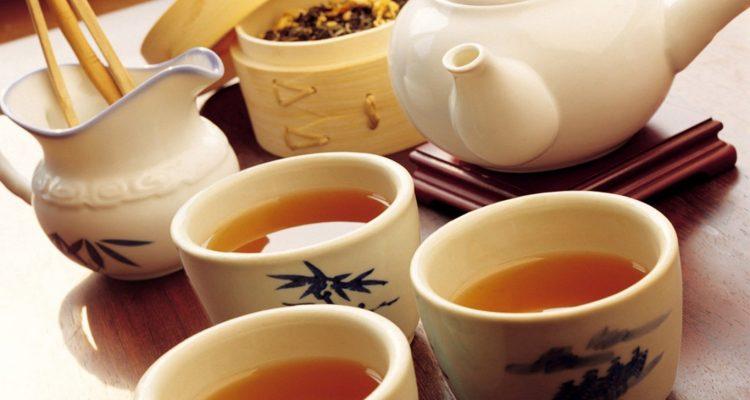 Afternoon tea internazionale