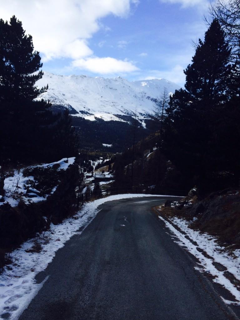 Innamorarsi dell'inverno La corsa (4)