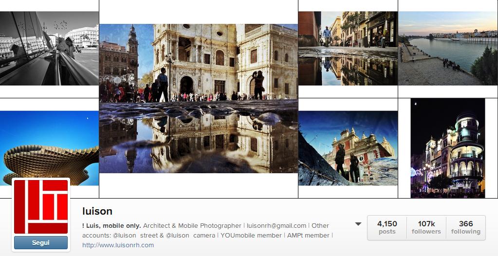 Luison gallery on instagram