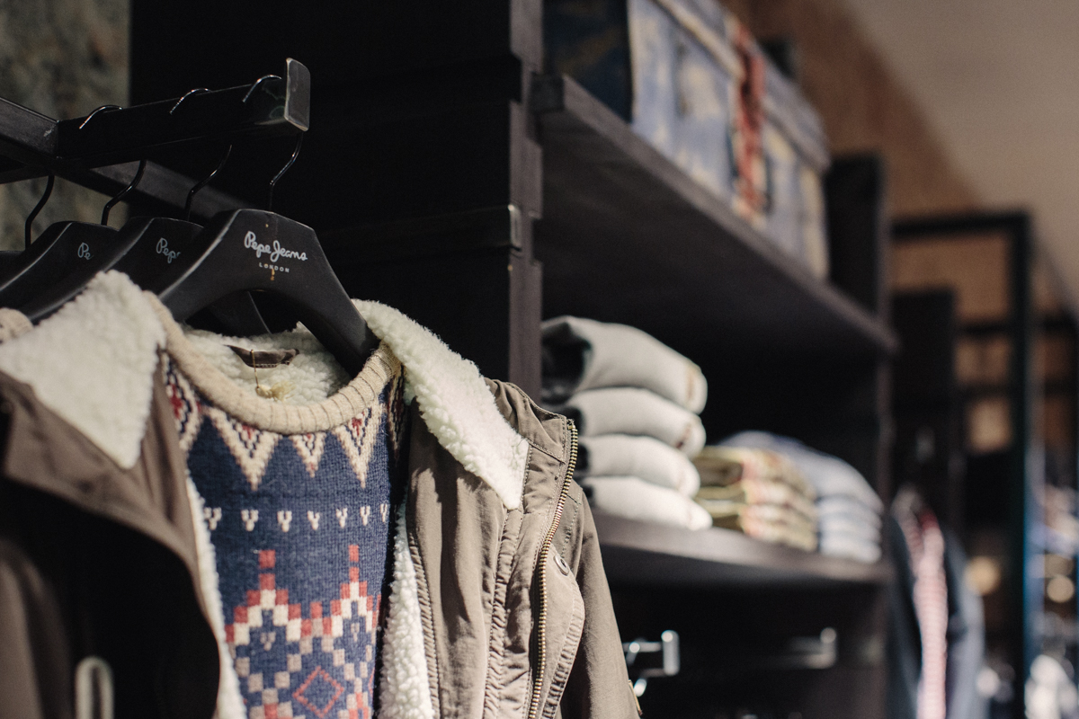 Pepe Jeans store and AW14 collection (5)