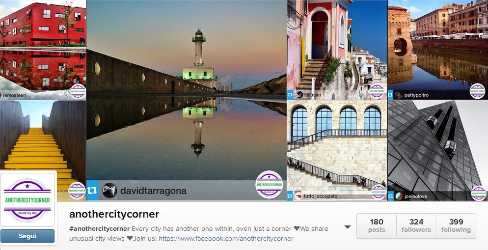 #anothercitycorner on instagram
