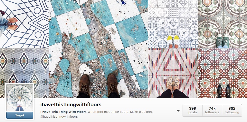 #ihavethisthingwit floors on instagram