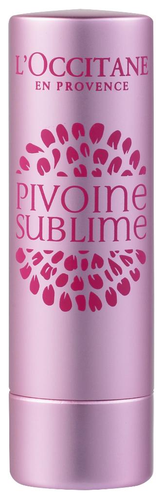 Balsamo Labbra Colorato PEONIA Rosa Nude_L'Occitane
