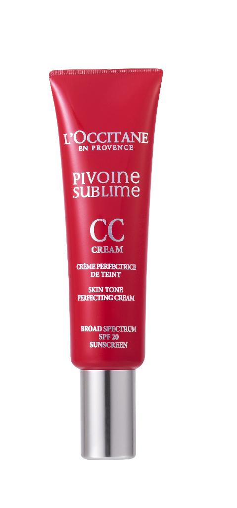 CC Cream PEONIA_L'Occitane